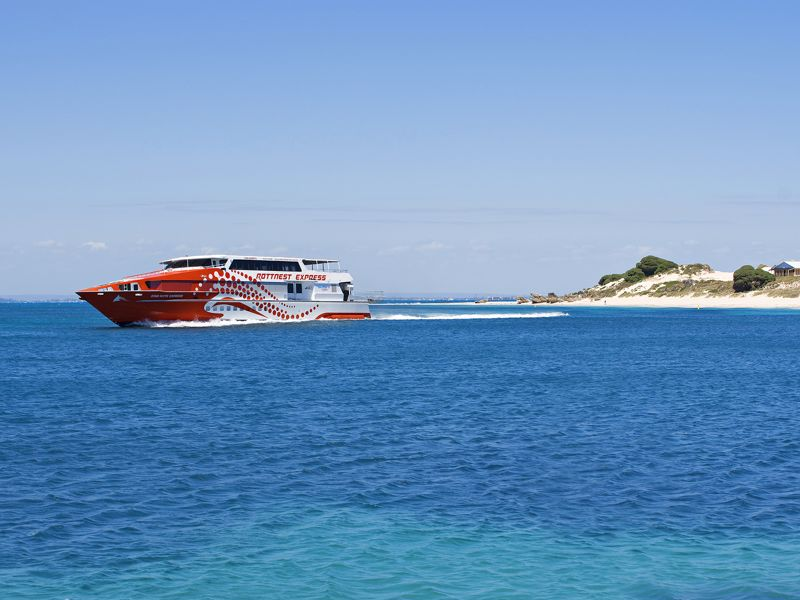 Rottnest Express - Ex Perth