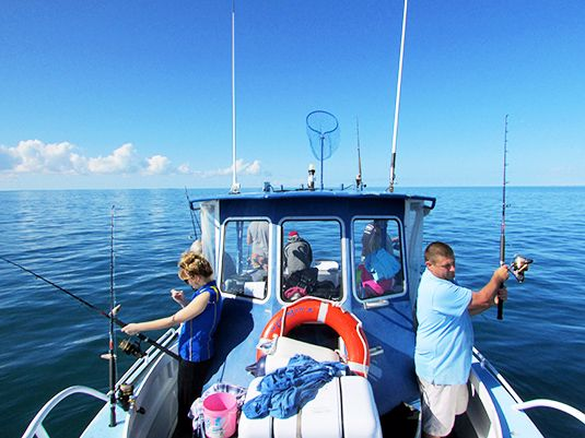 Mac Attack Fishing Charters
