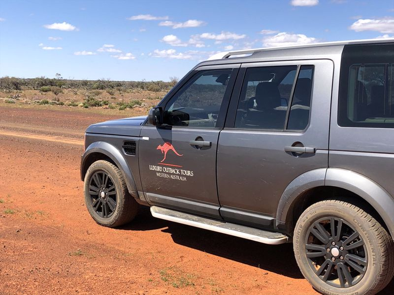 Luxury Outback Tours