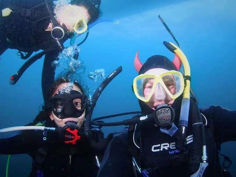 Bucket List Diver /Boutique Cruises
