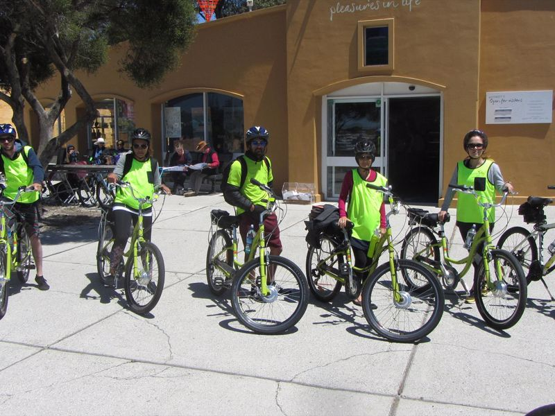 Paul's ECO E Bike Tours
