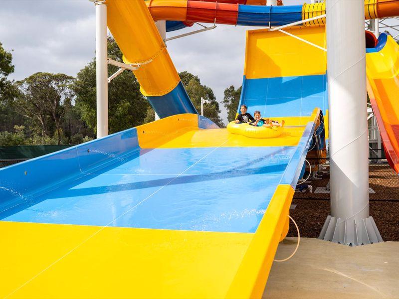 Perth's Outback Splash
