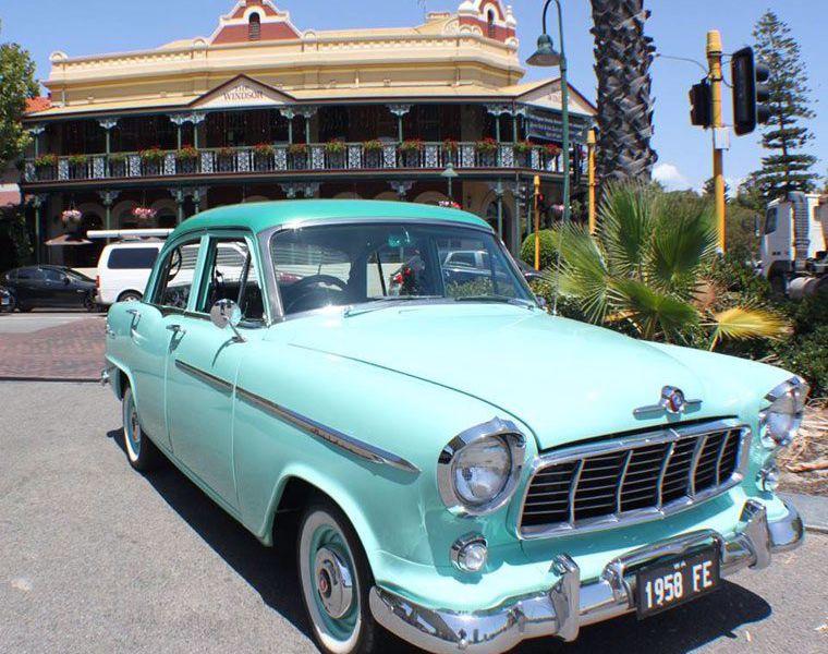 Perth Vintage Tours & Events