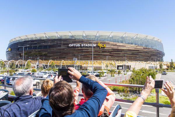 Bus & Optus Stadium Tour -Perth Explorer (INACTIVE