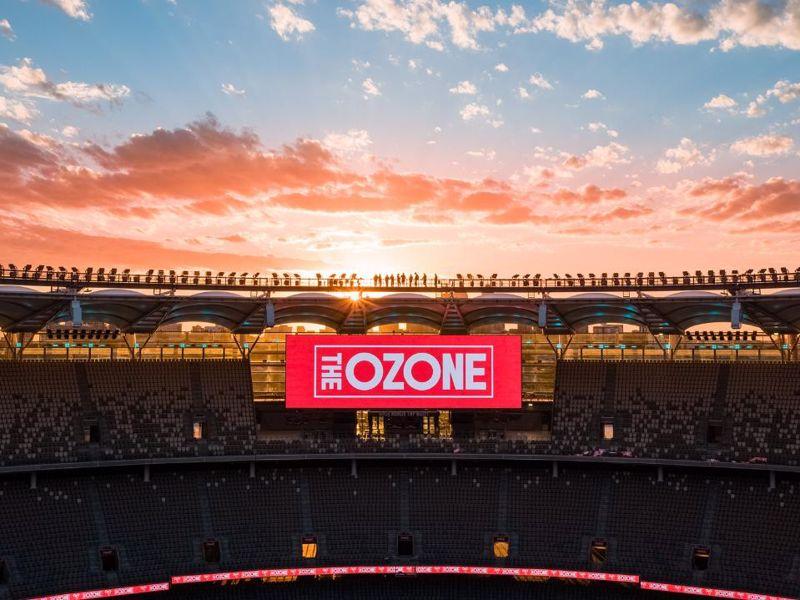 The Ozone (Optus Stadium Tours)