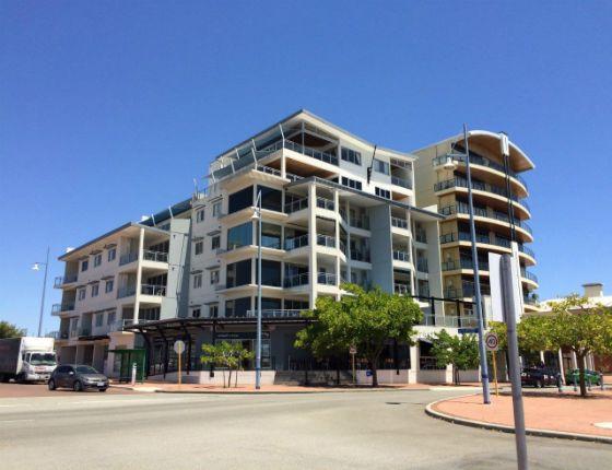 Rockingham Apartments