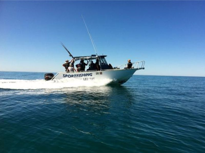 Mac Attack Fishing Charters Shark Bay